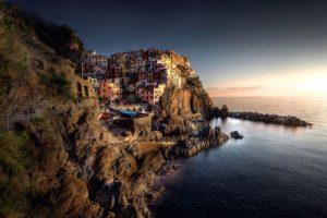 Liguria Cinque Terre caffè coffee espresso italy de roccis