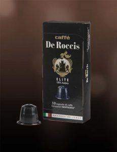 Caffè De Roccis Compatibili Nespresso 100% arabica