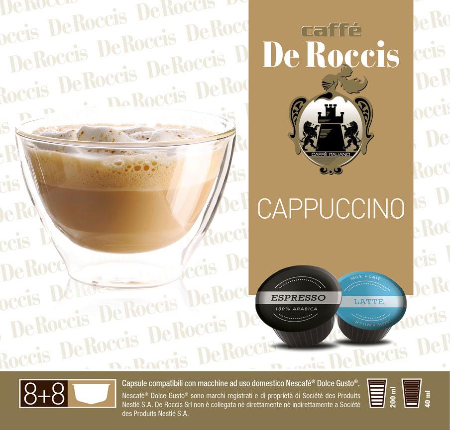 Capodcino Coffee Capsules