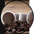 capsule per caffè espresso de roccis