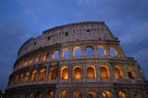 Rome Italy Italian espresso coffee de roccis