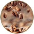 grani di caffè de roccis