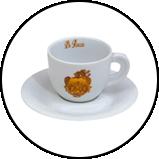 cup of coffee de roccis tazzina caffè