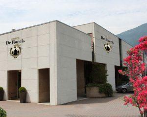 sede magazzino Caffè De Roccis