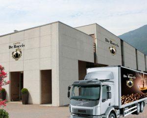 caffè produzione de roccis sede coffee espresso