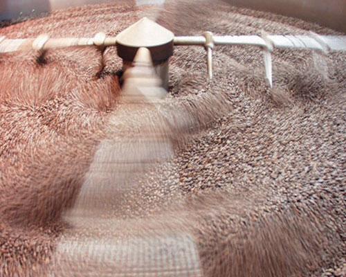 wholesale suppliers producer caffè in grani De Roccis capsule pods espresso coffee
