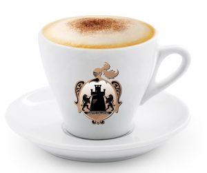 Tazza cappuccio caffè De Roccis
