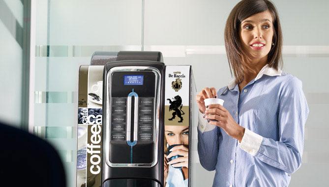 caffè per vending machine