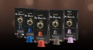De Roccis capsule compatibili Nespresso