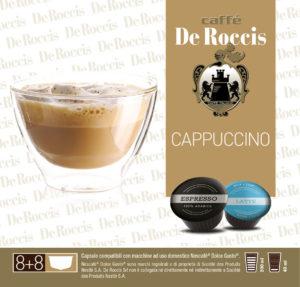 coffee capuccino espresso coffee caffè de roccis