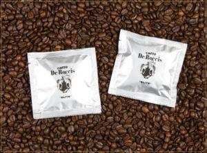 elite caffè coffee pods caffè in cialde di carta