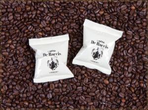 capsule e cialde cappuccino caffè compatibili De Roccis