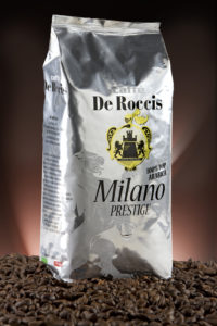 Caffè De Roccis Prestige sacchetto 1 kg wholesale coffee beans wholesales grain luxury top quality