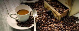 espresso coffee ground coffee De Roccis
