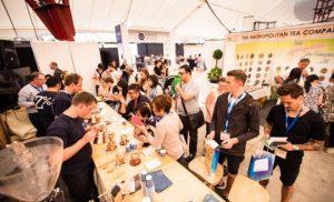 International Coffee Expo Melbourne competizione caffè de roccis