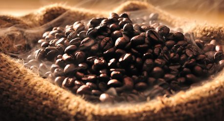 caffè espresso chicchi di caffè caffè de roccis 1